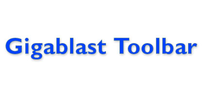 Gigablast Toolbar
