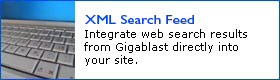 XML Search Feed